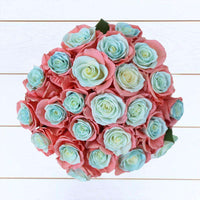 Load image into Gallery viewer, Pinky Promise Rose Bouquet 24st - Rosaholics