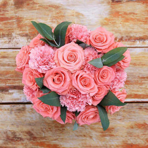 Princess Fresh Flower Bouquet - Rosaholics