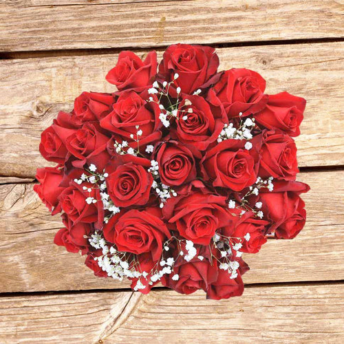 Red Hero Flower Bouquet