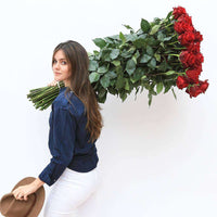 Load image into Gallery viewer, Extra-long roses up to 40 inches - Rosaholics