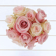 Load image into Gallery viewer, Stardust Rose Bouquet 12st - Rosaholics