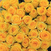 Load image into Gallery viewer, Sunny Fresh Rose Bouquet Box