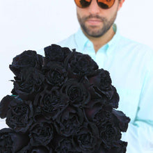 Load image into Gallery viewer, send black roses