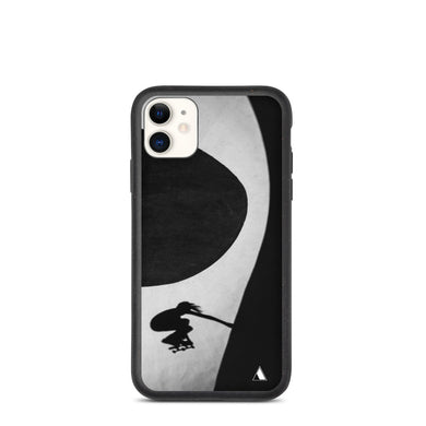 French Fred - Shadow Biodegradable iPhone case