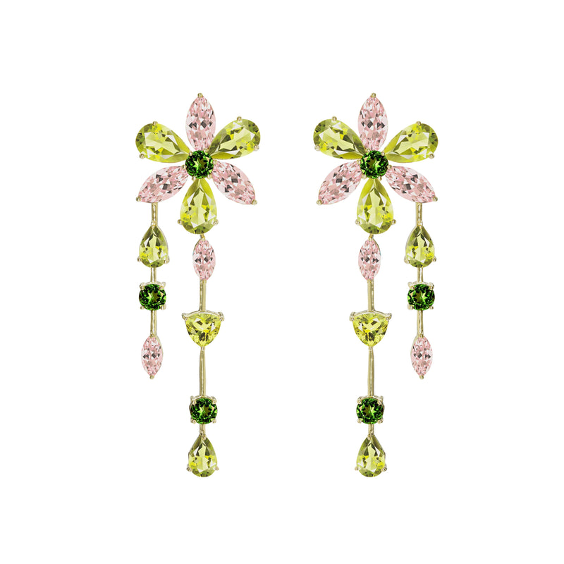 Minimalistic Round Stud Earrings. Modern Contemporary Geometric Architectural Simple Stud Earrings. Statement Jewelry Dior Chanel Gucci Fashion Week Jewelry Paris Milan New York Dubai