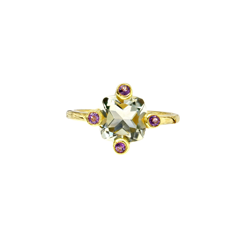Mona Moonstone Ring