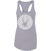 Black Widow Flow Women's Ideal Racerback Tank