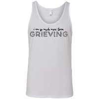 I Am So Much More Than Grieving Unisex Jersey Tank