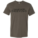 I Am So Much More Than Grieving Unisex Short Sleeve Jersey Tee