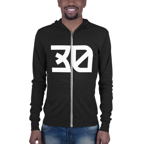 Widow Dark Thirty Zip Hoodie