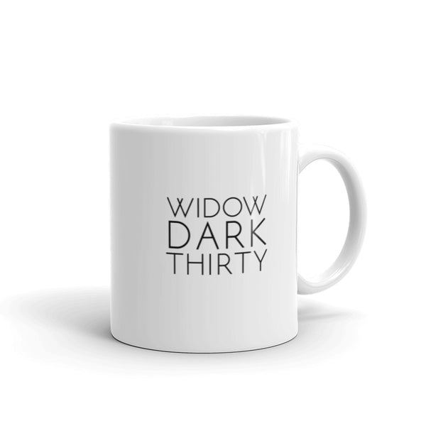 Widow Dark Thirty Mug