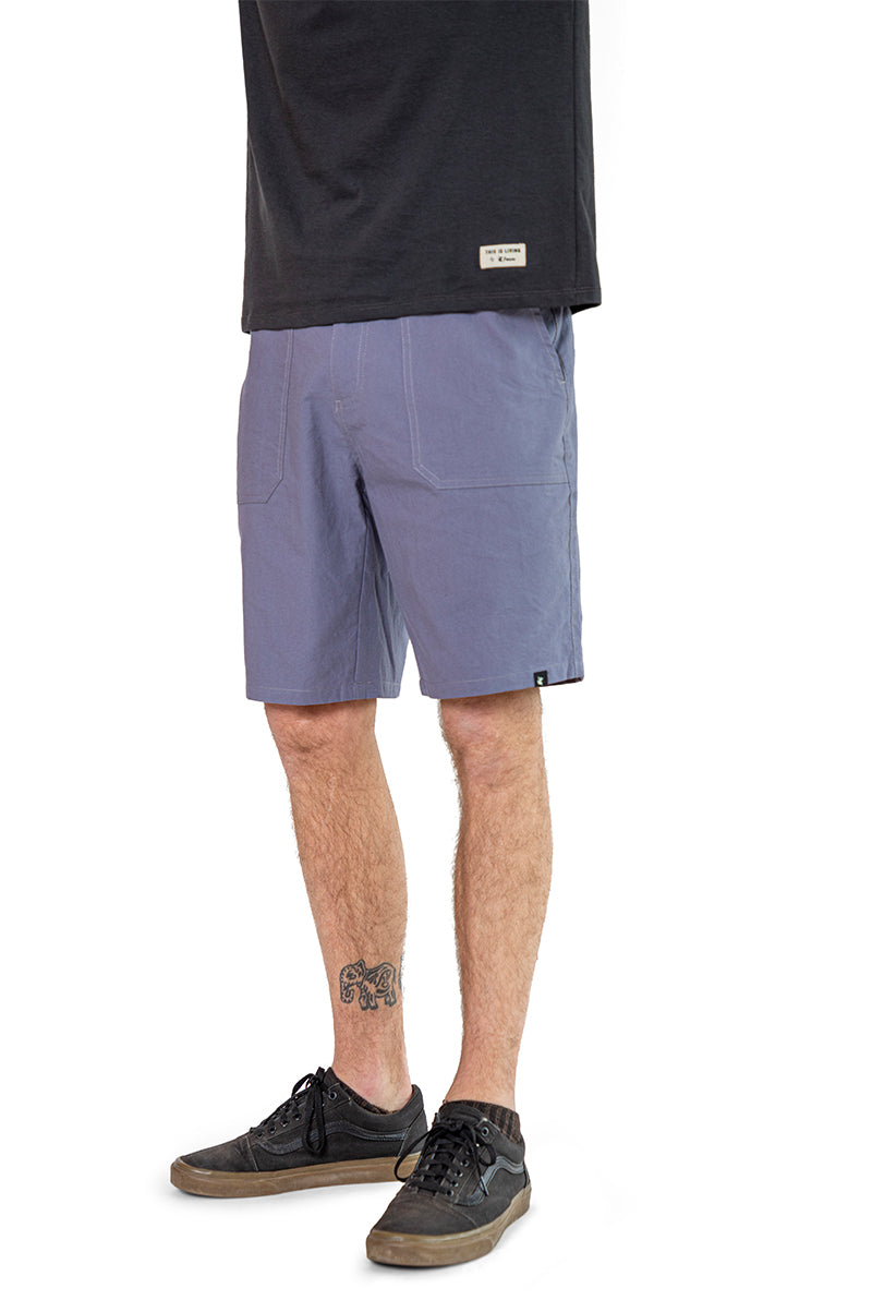 Walkshort Performance Azul