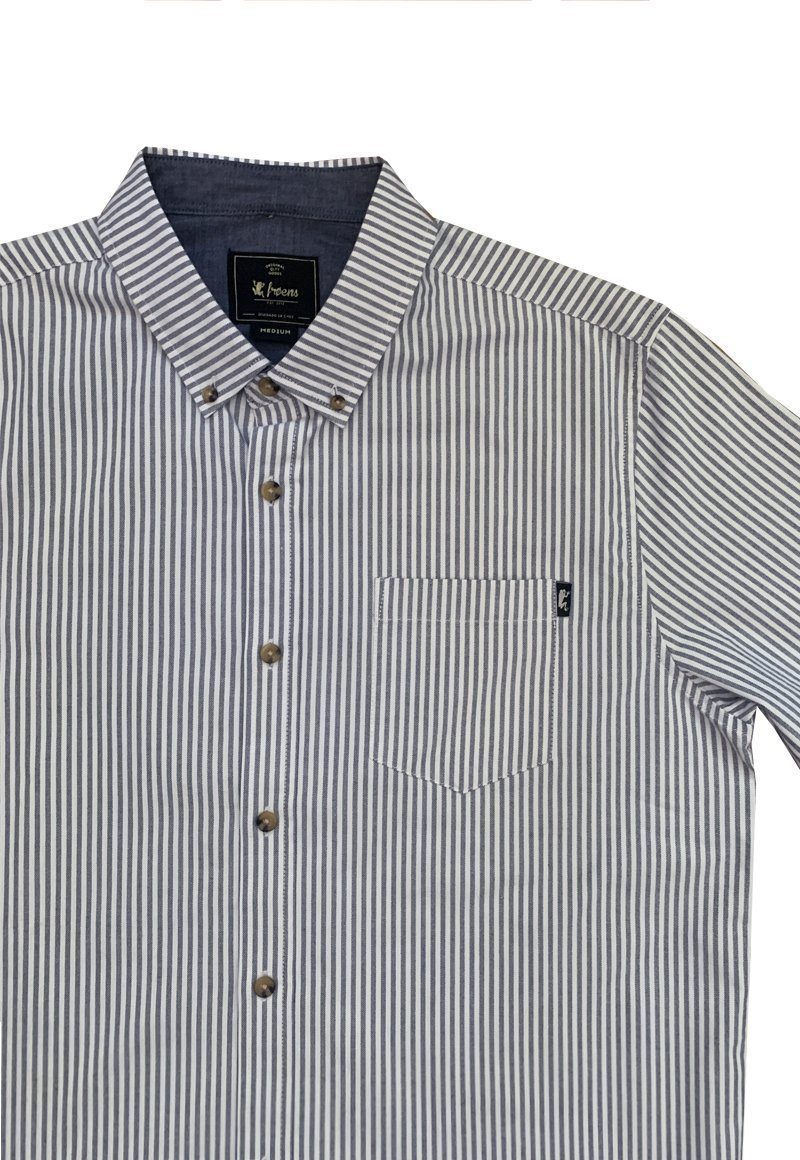camisa RAYAS GRIS Hombre FroensCL