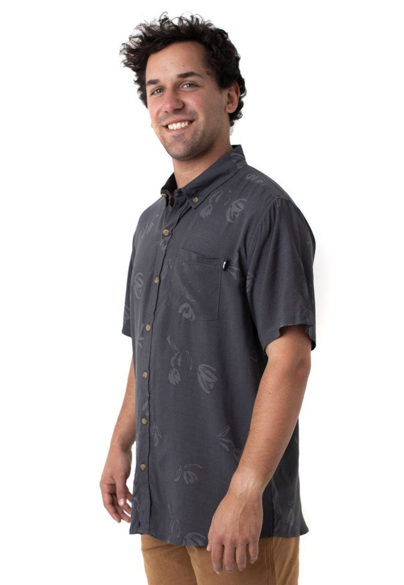 CAMISA STAMP GRAFITO Hombre FroensCL