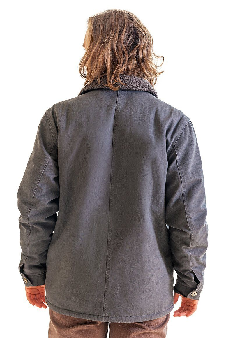 Chaqueta Chiporro Bottom Up Grafito Hombre FroensCL