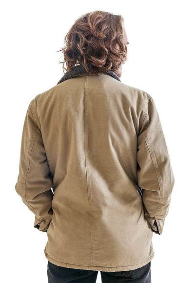 Chaqueta Chiporro Bottom Up Cafe Hombre FroensCL
