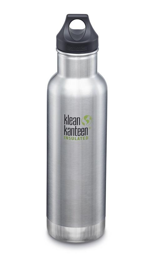 Botella Kleen Kanteen 20OZ CLASSIC INSULATED BRUSHED Accesorios Frøens