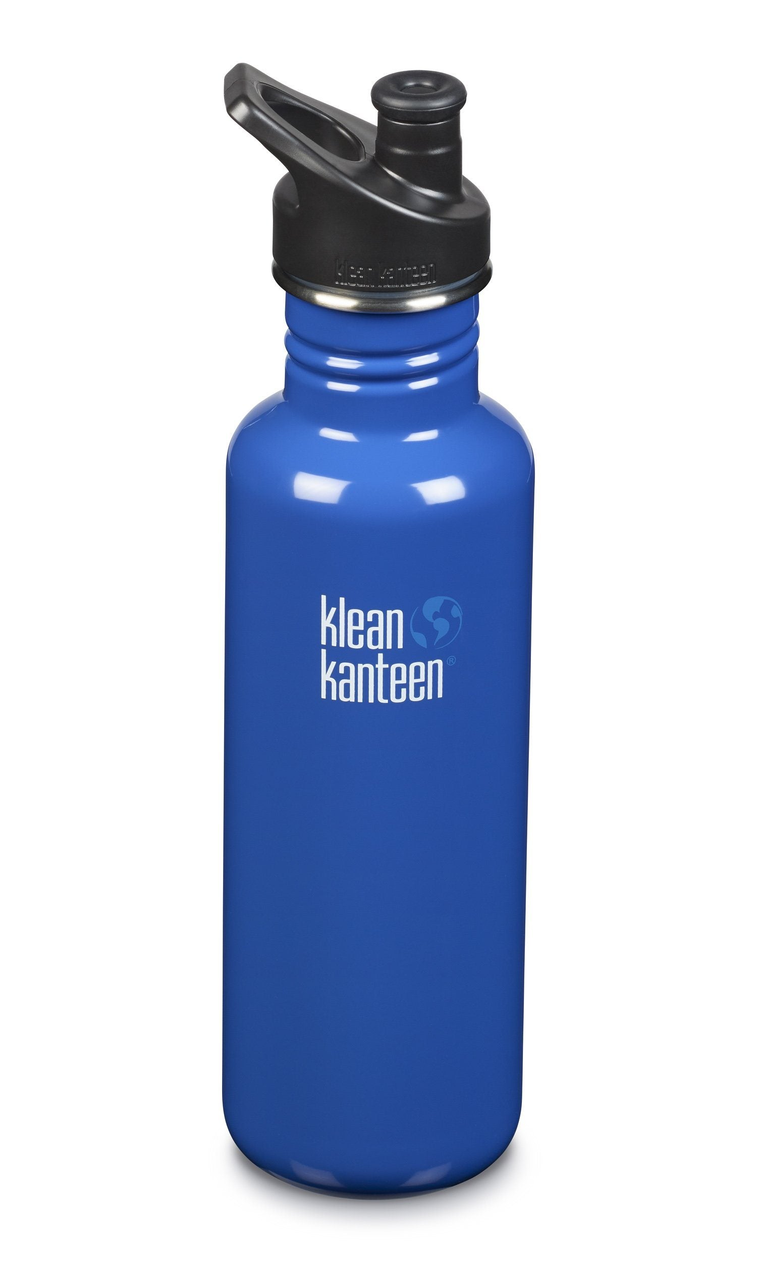Botella Kleen Kanteen 27OZ CLASSIC SPORT COASTAL WATERS Accesorios Frøens