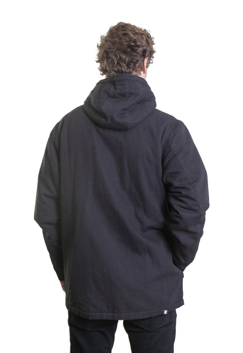 Chaqueta Canvas Negro