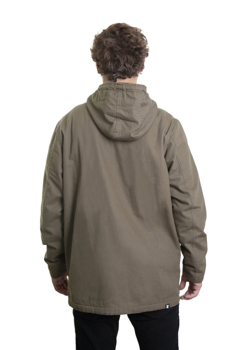 Chaqueta Canvas Verde