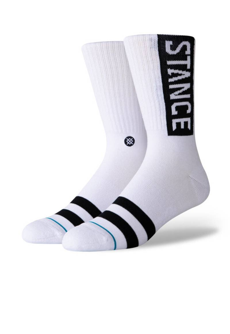 Calcetines STANCE OG White