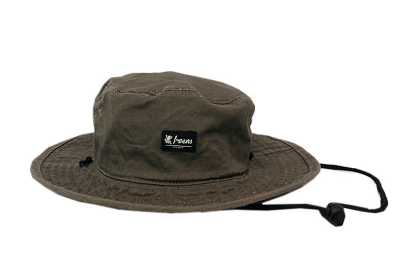 Gorro Fishing Hat Cafe