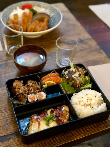 Butterfish Bento Set