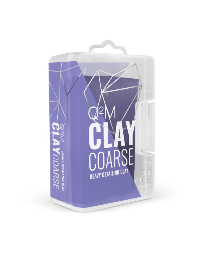 Q2M Clay Bar Coarse - 100gr