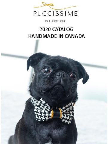 Puccissime Pet Couture - 2020-2021 Catalog product collections
