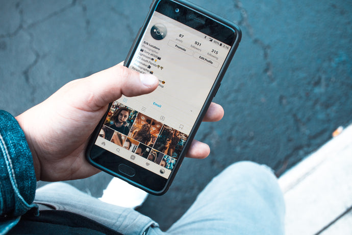 Instagram als Online Marketing Strategie für dein Business