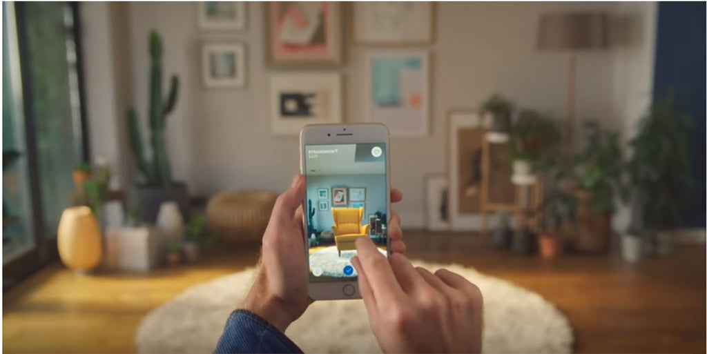 IKEA Place App Augmented Reality - Shopify.de