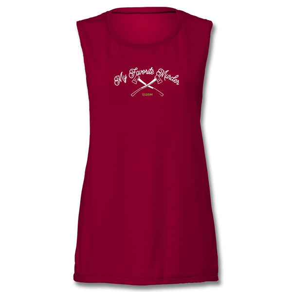 Hatchet Women's Muscle Tank
