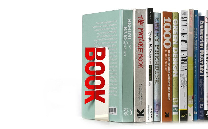 Reflective Bookend