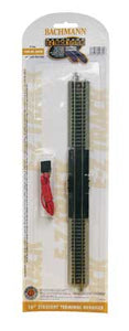 "Bachmann - E-Z Track - 10"" Straight Terminal Rerailer - N Scale (44820) - the-pennsy-station-llc"