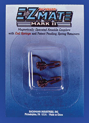 Bachmann - E-Z Mate - Mark II - Mg Knkl Cplrs - Over Shank - Med (78022) - the-pennsy-station-llc