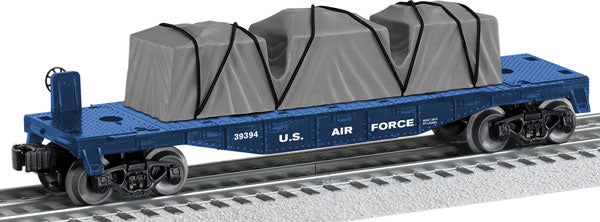 Lionel - USA Air Force Flat Car - O Scale (6-39394) - the-pennsy-station-llc