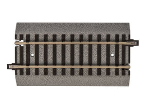 "Lionel - A/F Fastrack - 4.5"" Straight Track - S Scale (6-47986) - the-pennsy-station-llc"