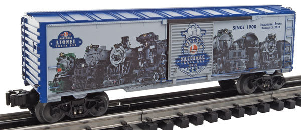 Lionel - 2015 National Lionel Train Day Boxcar - O Scale (6-83497) - the-pennsy-station-llc