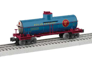Lionel - The Polar Express - 8K Tank Car - O Scale (6-84810) - the-pennsy-station-llc