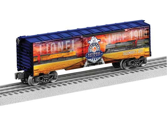 Lionel - 2017 National Lionel Train Day - O Scale (6-84621) - the-pennsy-station-llc