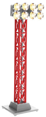 Lionel - PNP Christmas Single Floodlight Tower - O Scale (6-82746) - the-pennsy-station-llc
