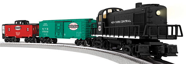 Lionel - Lionchief NYC Freight Set - O Scale (6-82984) - the-pennsy-station-llc