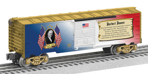 Lionel - USA President Herbert Hoover Boxcar - O Scale (6-82944) - the-pennsy-station-llc