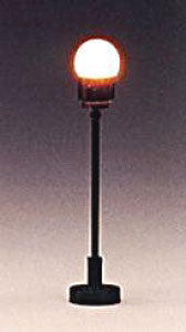 Model Power - Lamp Post - HO Scale (498) - the-pennsy-station-llc