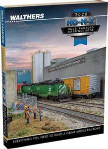 Walthers - 2020 Reference Book (913-220) - the-pennsy-station-llc