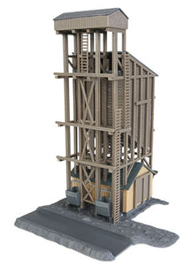 Walthers - Coaling Tower Kit - HO Scale (931-910) - the-pennsy-station-llc