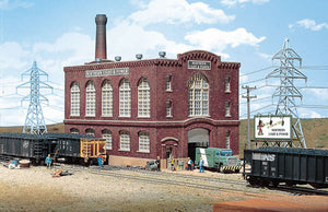 Walthers - Cornerstone Series - Northern Light & Power Kit - HO Scale (933-3021) - the-pennsy-station-llc