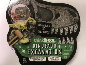 Thinkbox - Dinosaur Excavation Kit (202817)