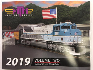 MTH - 2019 Voume 2 Train Catalog - the-pennsy-station-llc