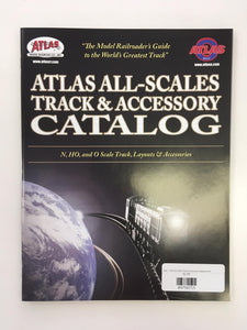 Atlas - 2018 All-Scale Track & Accessory Catalog (0104) - the-pennsy-station-llc